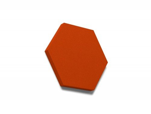 Fluffo 3D Design Panel Hexa MAN30 in Mango