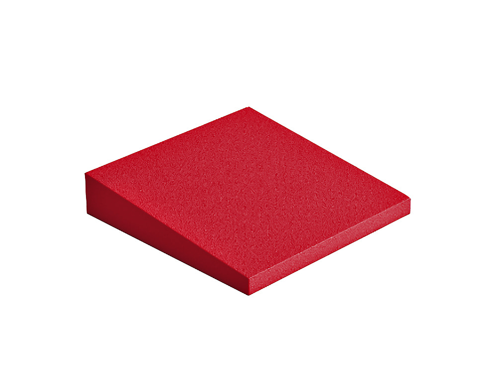 Fluffo Cubic Acoustic Panel in Red