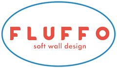 Fluffo Logo Wall Panels