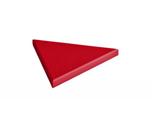 Fluffo Triada Edge Acoustic in Red