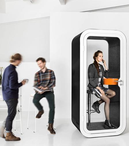 Framery Phone Booth White
