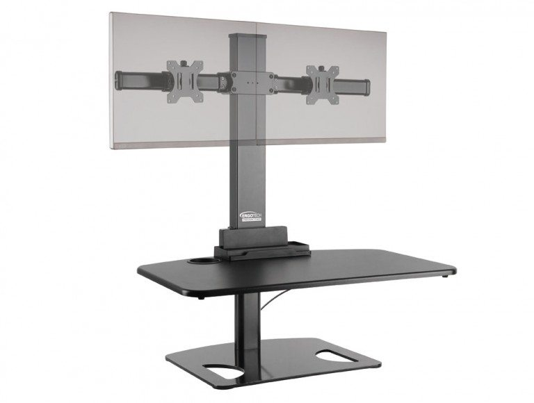 Freedom Dual Sit Stand Workstation