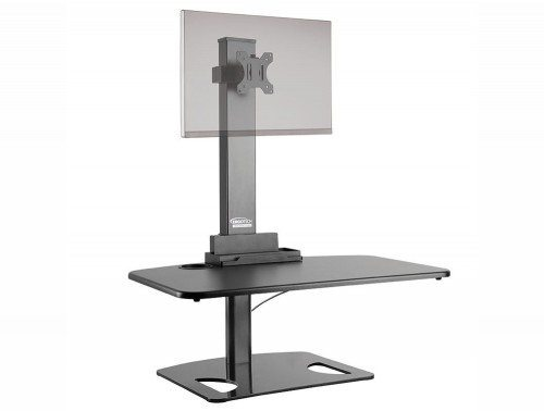 Freedom Single Sit Stand Workstation