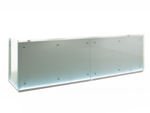 Furonto Reception Unit with Glasslight
