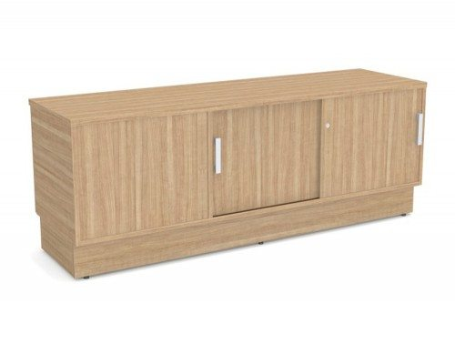 GR-3 Grand Executive Credenza Storage Unit in Left