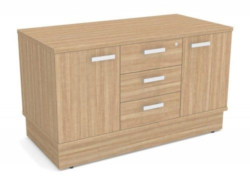 GR-6 Grand Executive Cupboard and Drawer Storage Unit