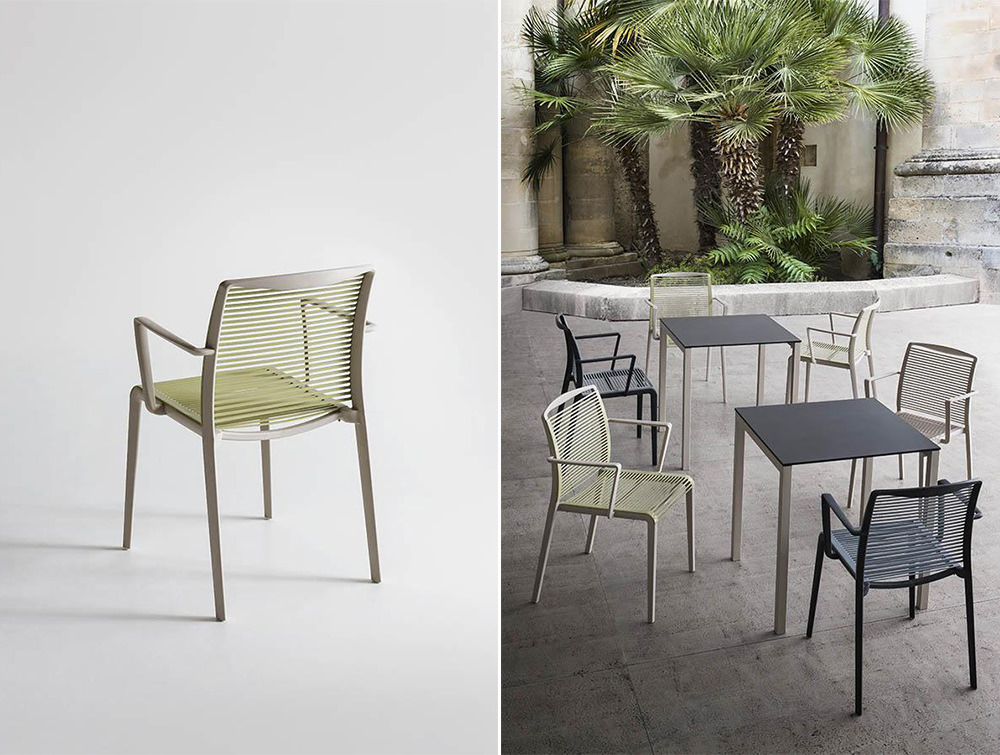 Gaber-Avenica-Stackable-Outdoor-Chair-in-Outdoor-Cafe-Area-1