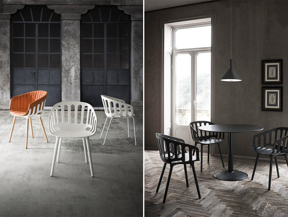 Gaber-Basket-Stackable-Canteen-Chair-in-Indoor-Cafe-Area
