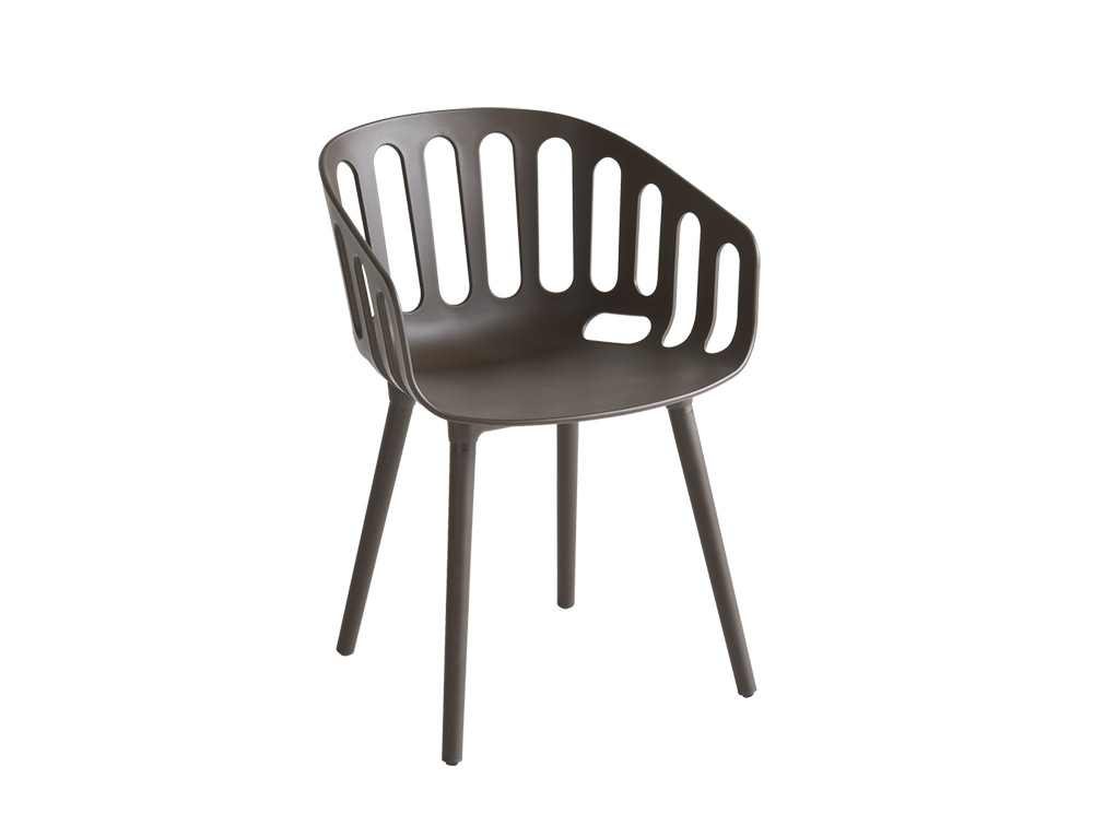 Gaber Basket Stackable Canteen Chair