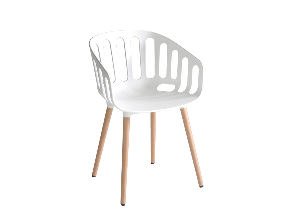 Gaber-Basket-Stackable-Canteen-Chair-with-Wooden-Legs-in-White