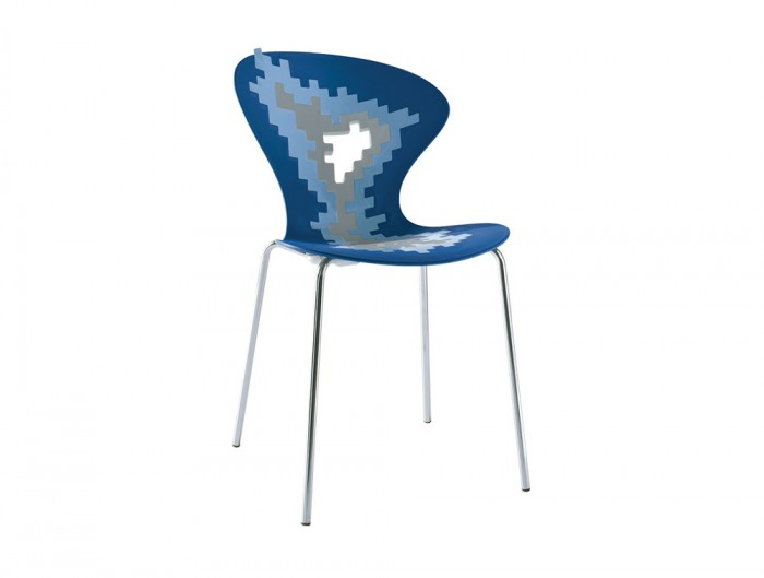 Gaber-Big-Bang-Stackable-Canteen-Chair-with-Chrome-Metal-Legs-in-Blue