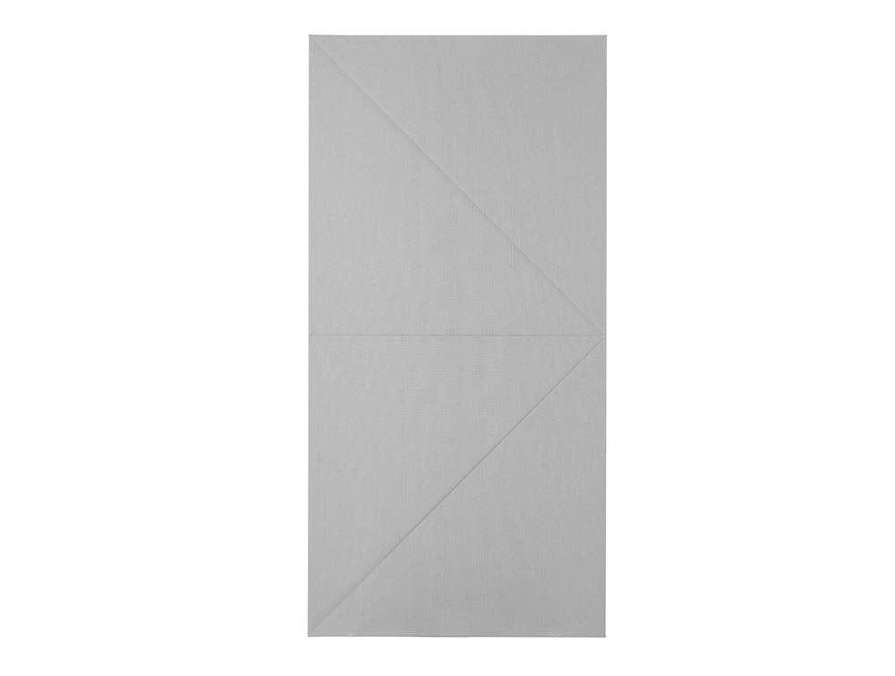 Gaber Diamante Acoustic Wall Panel in Slate Grey