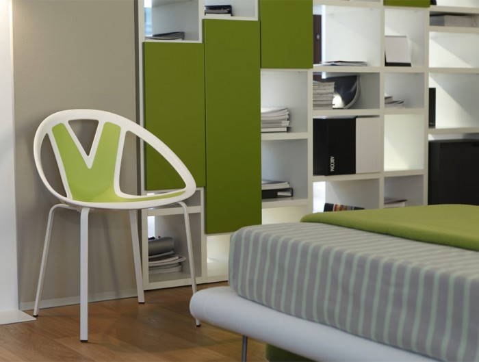 Gaber-Extreme-Stackable-Canteen-Chair-Available-in-White-and-Green-Two-Tone-Finish