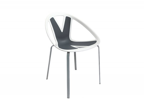 Gaber-Extreme-Stackable-Canteen-Chair-in-Grey-with-4-Legged-Metal-Frame