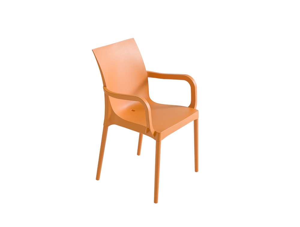 Gaber-Iris-Stacking-Canteen-Chair-with-Armrests-in-Orange