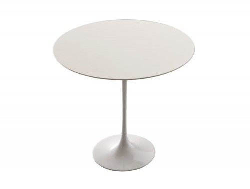 Gaber-Saturnino-Round-Table-with-Trumpet-Base