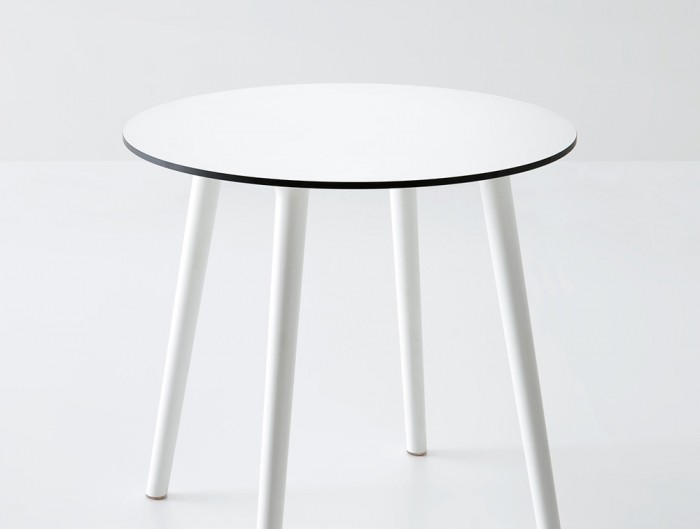 Gaber-Stefano-Table-with-White-Tabletop-and-White-Legs