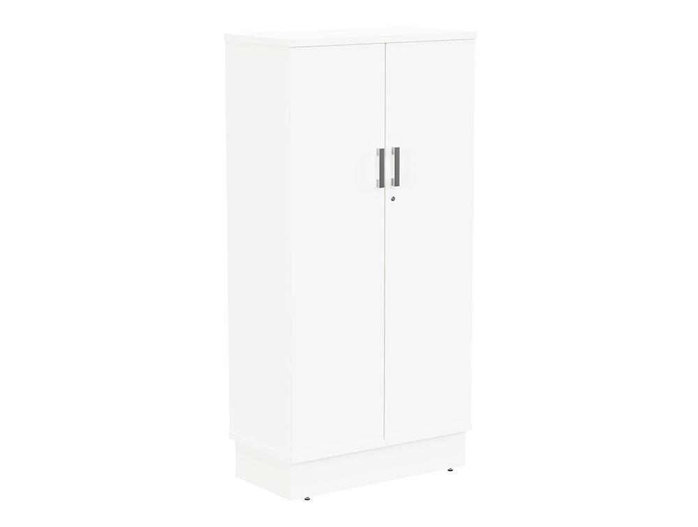 Grand Executive 4-Level Cupboard - White