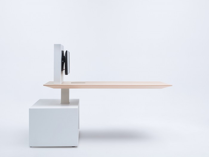 Gravity-Executive-Electric-Sit-Stand-Multimedia-Meeting-Station-Side-View