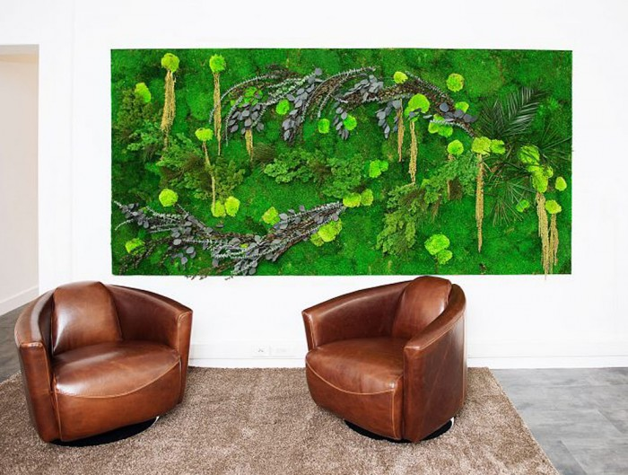 Green-Mood-Green-Walls-Forest-Anti-Aging-Center