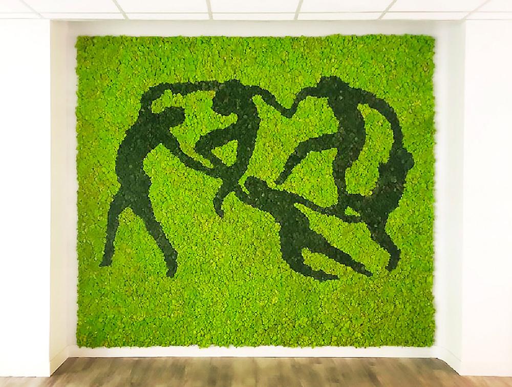 Green-Mood-Green-Walls-Lichen-Moss-Unapei-La-Danse-de-Matisse