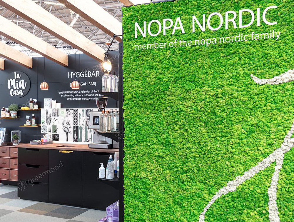 Green-Mood-Green-Walls-Lichen-Moss-in-Nopa-Nordic-Booth