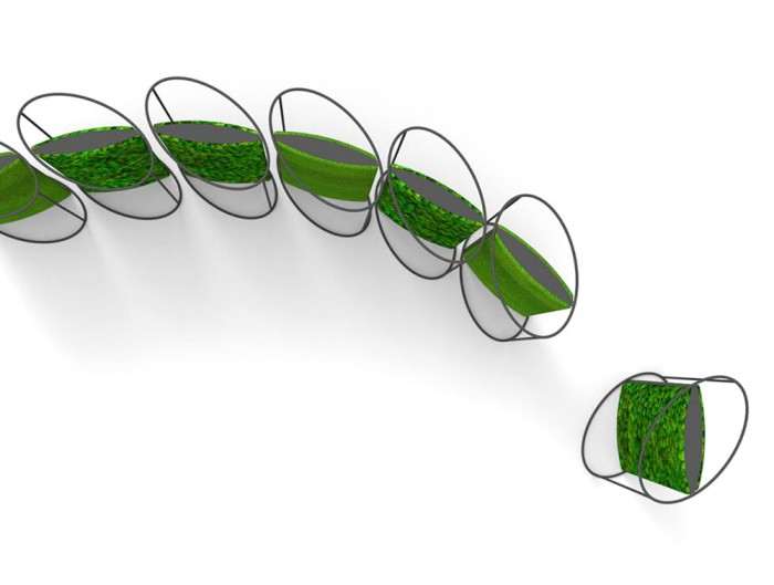 Green-Mood-Moss-Acoustic-Room-Dividers-with-Matte-Black-Structure-and-Lichen-and-Ball-Moss-Filling