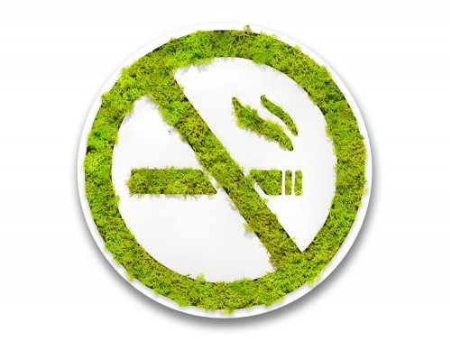 Green-Mood-Pictogram-No-Smoking-with-Border