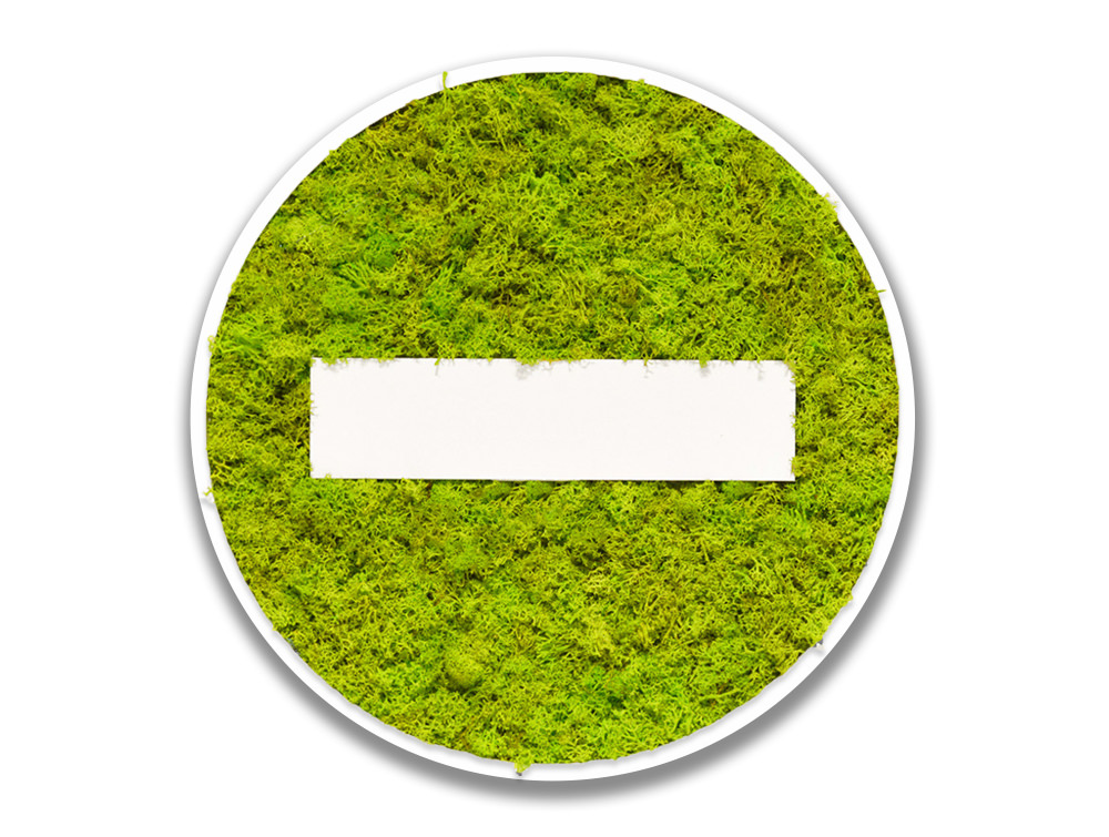 Green Mood Pictogram Stop Sign