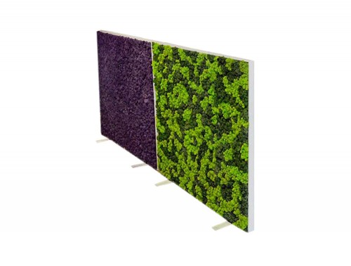 GreenMood-Preserved-Moss-Acoustic-Rectangle-Screens-with-Purple-and-Green-Lichen-Moss-Filling