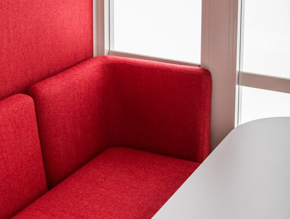 Hako-4-Seater-Acoustic-Meeting-Pod-Upholstery-Close-View