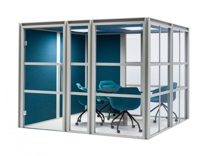 Hako-Multi-Seater-Acoustic-Meeting-Pod