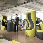 Hide Acoustic Office Pods with Tubs