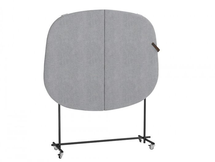 Home Poseur Multimedia Mobile Wall for Meeting