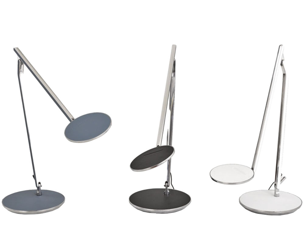 Humanscale Infinity LED Task Light with Constant Torque Forever Hinges