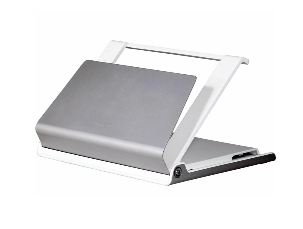 Humanscale Portable L6 Laptop Holder with One-Touch 360 Swivel Base