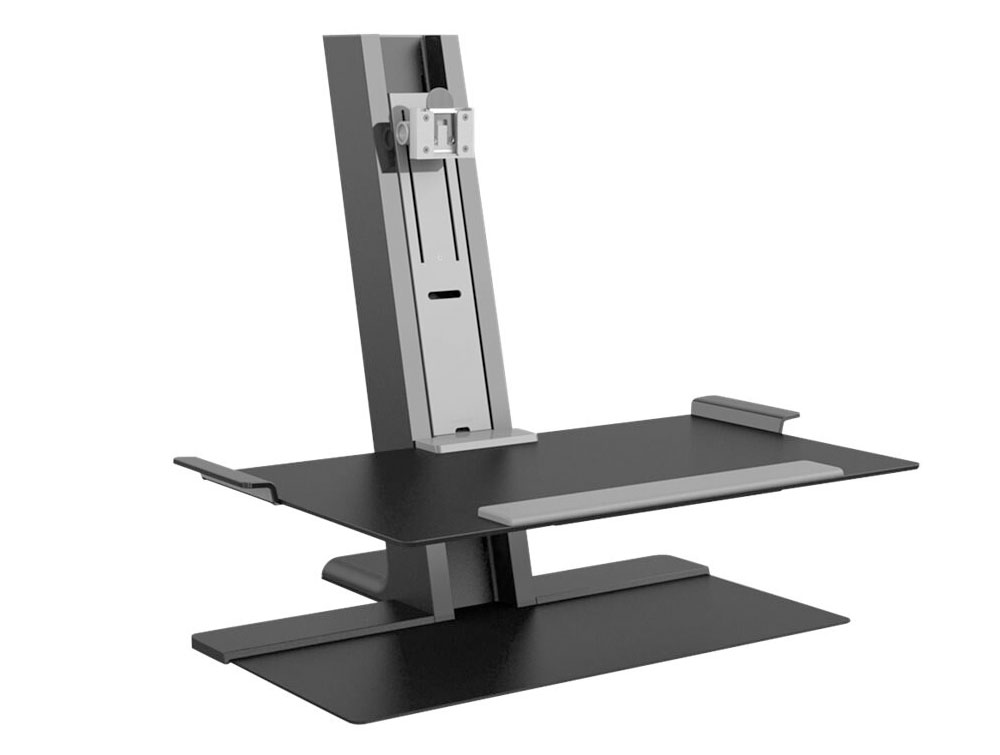 Humanscale Quickstand Sit-To-Easy and Portable Desk Converter