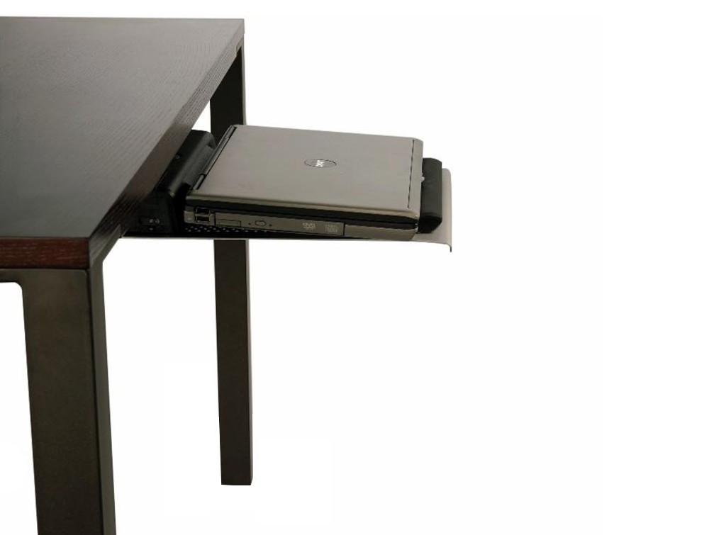 Humanscale Tech Tray: UnderDesk Organizer for Portable Technology Item