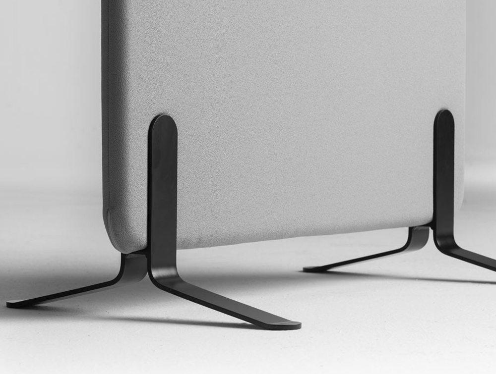 Hush Duo Freestanding Screen Legs