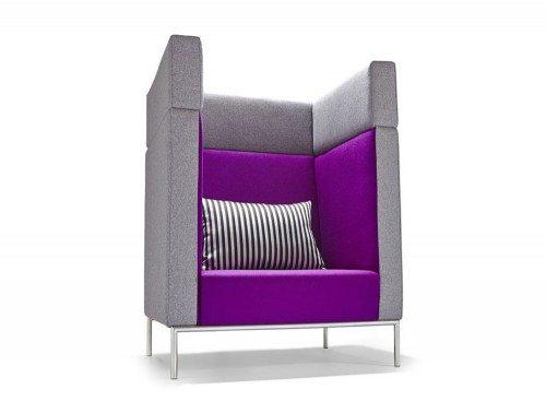 Identity Nestle Soft Seating Pods