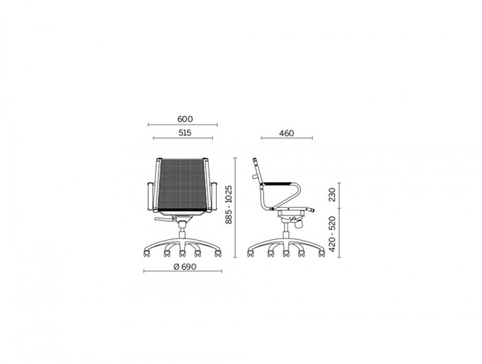 Ice Manager Office Mesh Chair 3 Dimensions.jpg
