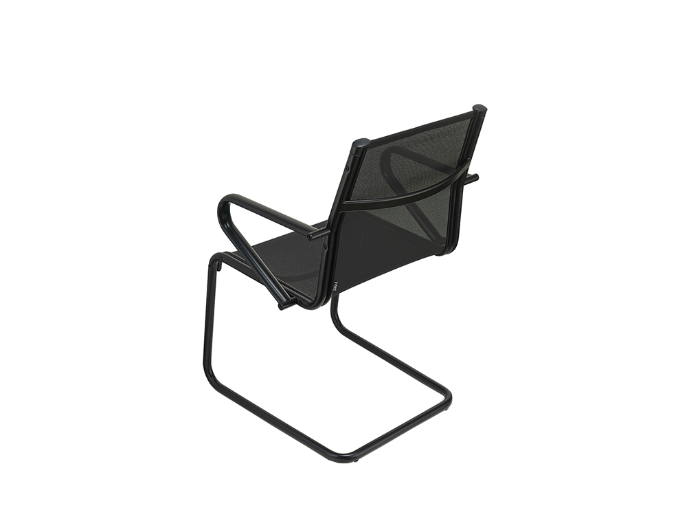 Ice Visitor Office Chair with Sled Base