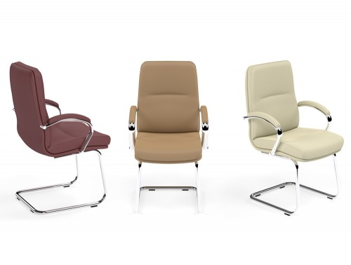 Idaho Executive Cantilever Office Chair Series