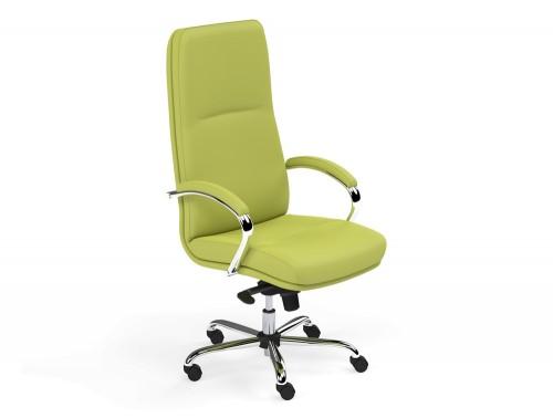 Idaho High Back Executive Chair in L051 Green