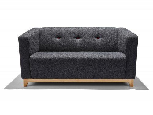 Identity Bowman Soft Seating Range Front Angle