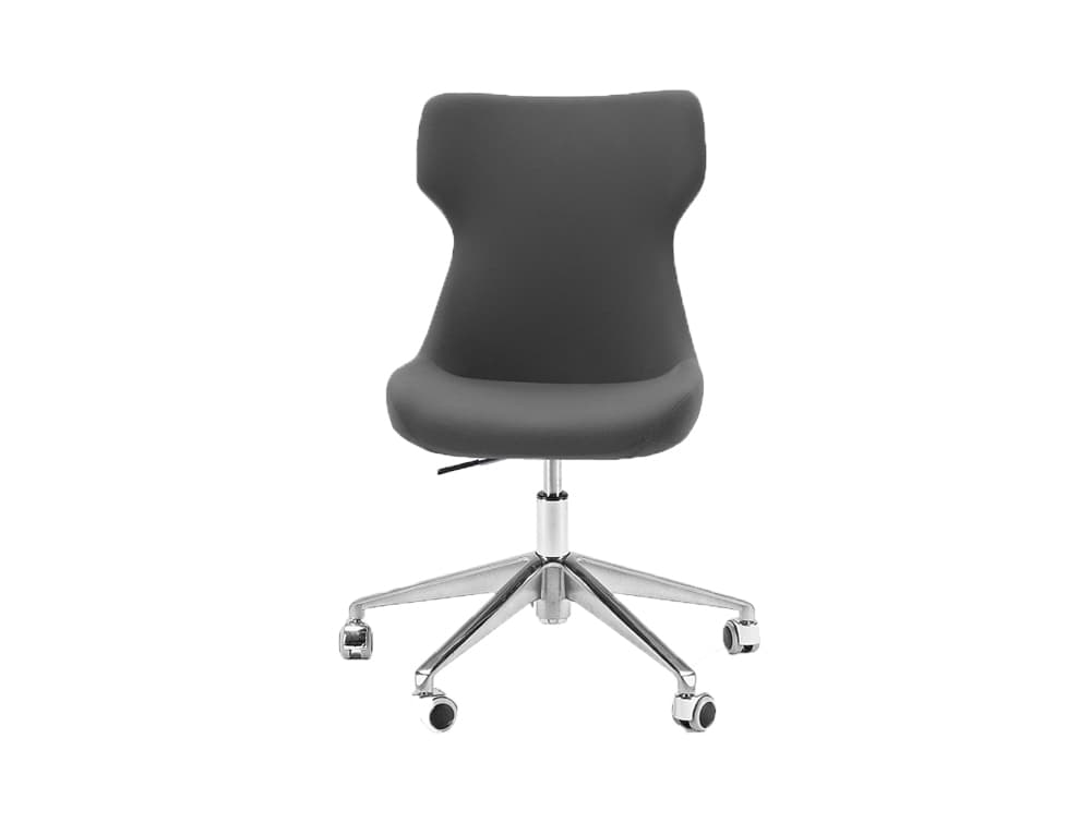 Ikon Soft Seating Chair with Swivel Base Castors