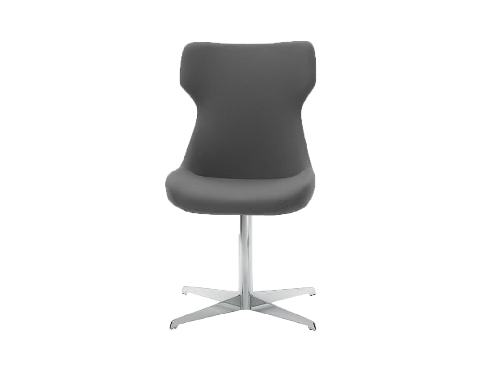 Ikon Soft Seating Chair with 4 Star Swivel Base