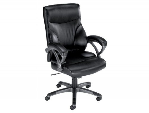 Influx Breeze Executive Armchair in Black