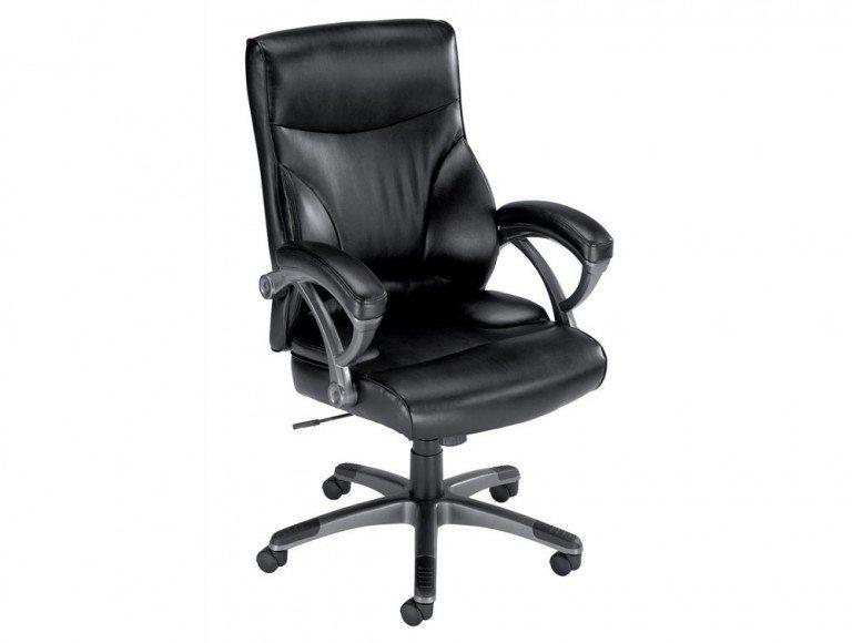 Influx Breeze Executive Armchair in Black