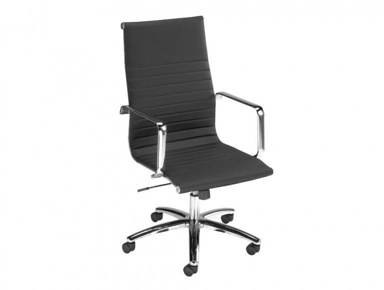 Influx Breeze Executive Armchair with Polished Detaiing